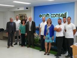 L'entreprise ECOM CONSEIL 12