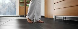 Le plancher chauffant, zoom sur les installations DAIKIN 5