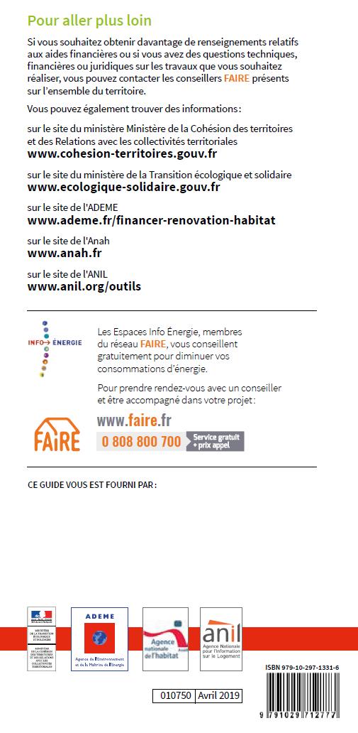 Les Aides Financières 23