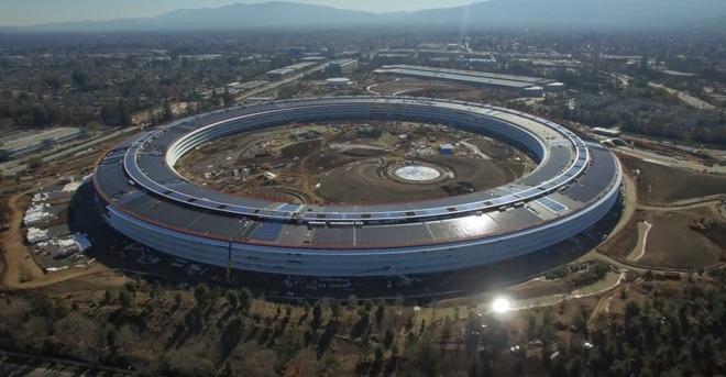 Apple se met à l'énergie solaire 1