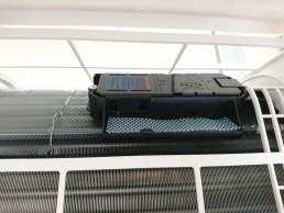 filtration de l'air Split Daikin Flash Streamer 41